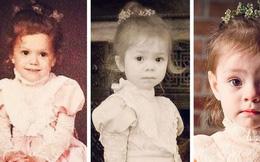 14 bức ảnh gia đình chứng minh gen di truyền là điều tuyệt vời nhất mà tạo hóa ban tặng cho con người