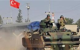 Thổ Nhĩ Kỳ bất ngờ tăng cường an ninh ở biên giới Syria