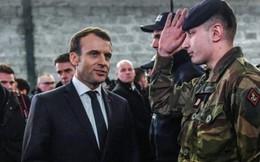 Pháp vẫn duy trì hiện diện quân sự tại biên giới Syria giáp Israel