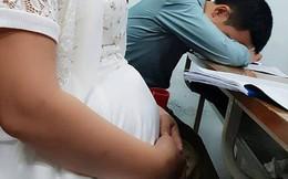 Cô gái bị nghi mang bầu tháng thứ 6 vì cứ ăn bao nhiêu lại dồn hết vào bụng