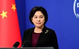 """Trung Quốc: """"Mỹ nợ toàn thế giới một lời giải thích"""""""