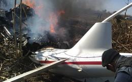 Nghị sĩ và Thống đốc bang của Mexico thiệt mạng trong vụ rơi máy bay trực thăng