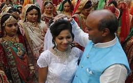 Đại gia kim cương tài trợ cho đám cưới của hơn 3.000 cô dâu suốt 8 năm