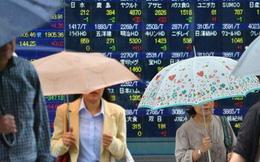 Chứng khoán Nhật mất 5% khi nhà đầu tư hoảng loạn