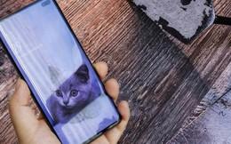 Những hình ảnh đầu tiên về màn hình Galaxy S10+ tiếp tục lộ diện qua ảnh rò rỉ mới nhất