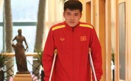 Sau Đình Trọng, Lục Xuân Hưng được xem xét đưa sang Hàn Quốc điều trị