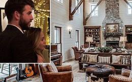 Choáng trước khung cảnh siêu sang trọng trong biệt thự 135 tỷ đồng mà Miley và Liam được đồn tổ chức đám cưới