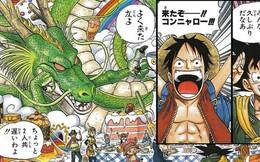 """Sức ảnh hưởng """"cực khủng"""" của One Piece với các manga nổi tiếng khác (Phần 1)"""