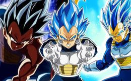 6 chiêu thức siêu mạnh mà Vegeta từng sử dụng trong series Dragon Ball
