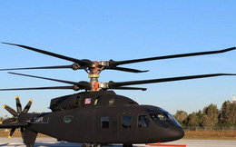 Gặp vấn đề kỹ thuật, siêu trực thăng SB-1 Defiant của Mỹ chưa thể bay thử trong năm nay