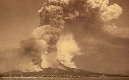 Thảm họa núi lửa Krakatoa năm 1883: Trái đất giảm 1 độ C, tro bụi dài 27km che phủ bầu trời