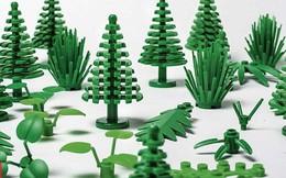 LEGO lên kế hoạch táo bạo sản xuất những miếng xếp hình từ chất liệu đặc biệt.