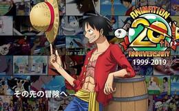 Nhìn lại chặng đường 20 năm anime One Piece qua đoạn video 2 phút tuy ngắn nhưng đầy ý nghĩa