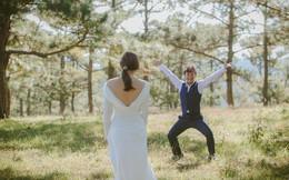 Phấn khích sau lễ cưới, Tiến Đạt lập tức làm ngay điều này