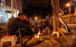 Trong đêm rét kỷ lục 8 độ C, dân mạng cuộn tròn trong chăn ấm, ngoài phố, người Hà Nội làm gì?