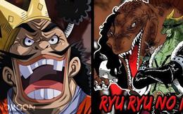 Một nhân vật siêu khủng sở hữu trái ác quỷ khủng long cổ đại mới xuất hiện - One Piece tạm dừng sau nửa tháng nữa