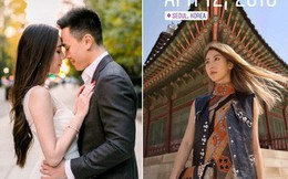 Hot girl Việt biến story Instagram thành bản tổng kết năm: Người vi vu khắp thế giới, người được cầu hôn