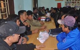 63 đối tượng bị bắt giữ tại trường gà Phước Trường