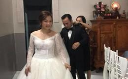 Xinh đẹp là thế, nhưng cô dâu của rapper Tiến Đạt lại bị đồn đoán là 'cưới chạy bầu'