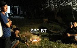 Bình Thuận: Án mạng sau chầu nhậu, 2 người chết