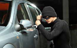 Làm sao để tránh bị trộm ô tô, tài sản trong xe?