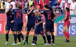 Thái Lan 1-1 UAE: Thái Lan chính thức giành vé đi tiếp