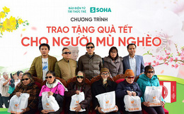 Chung tay góp Tết vì người mù nghèo 2019