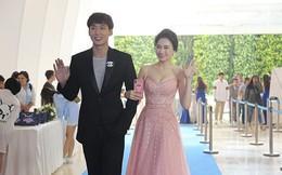 Hari Won mặc gợi cảm, thoải mái tình tứ bên người tình màn ảnh