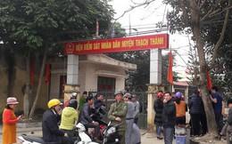 Phó Viện kiểm sát nhân dân huyện tử vong trong tư thế treo cổ tại trụ sở