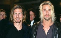 """Tom Cruise - Brad Pitt: Chuyện về những gã đàn ông """"thất bại"""", viết lại cuộc đời mình sau những tờ đơn ly hôn"""
