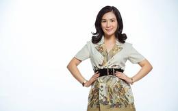 Bà xã Bình Minh tự tin làm người mẫu thời trang