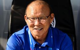 Báo Hàn Quốc: Đằng sau mục tiêu khiêm tốn là khát khao mãnh liệt của HLV Park Hang-seo