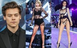 """Dàn tình cũ chân dài sexy của Harry Styles: Từ Taylor Swift, Kendall Jenner đến các """"máy bay"""" lớn tuổi"""