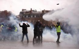 Biểu tình 'Áo vàng' tuần thứ 9 liên tiếp ở Pháp, 84.000 người xuống đường