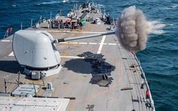 """Đạn pháo hạm siêu thanh - """"lò đốt tiền"""" mới của Hải quân Mỹ?"""