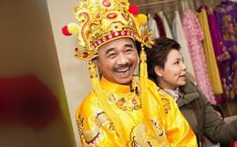 """Dấy nghi vấn """"Ngọc Hoàng"""" Quốc Khánh sắp lấy vợ lần đầu ở tuổi 57"""