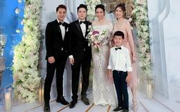 Đám cưới Lê Hiếu và vợ 9X: Khách mời toàn nghệ sĩ nổi tiếng, ca hát tưng bừng