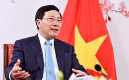 Bộ trưởng Ngoại giao Phạm Bình Minh: Năm 2018, có những lúc diễn biến không như ta dự đoán