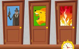 Đám cháy, kẻ ám sát và sư tử nhịn đói 3 năm: Đâu mới là cánh cửa an toàn để thoát chết?