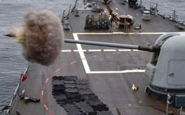 Hải quân Hoa Kỳ thử nghiệm đạn pháo siêu tốc mới