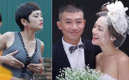 """Chồng diễn viên Thúy An: """"Trang phục của vợ tôi thì khỏi nói, đúng chuẩn gái ngành hết date"""""""