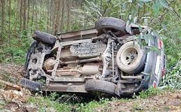 Cách thoát hiểm cuối cùng khi ô tô bị rơi xuống vực