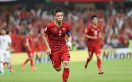 """BXH Asian Cup: Thắng oanh liệt Yemen, Việt Nam mới """"chạm một tay"""" vào tấm vé đi tiếp"""