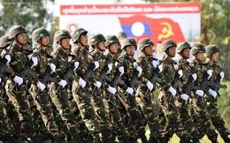 """Tự hào vũ khí """"Made in Vietnam"""": Kiêu hãnh trong Lễ duyệt binh của Quân đội Lào"""