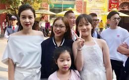 Nhật Lê khéo nịnh mẹ nuôi Quang Hải thì rõ rồi, nhưng vẻ đẹp tuổi 40 của cô là điều khiến dân mạng chú ý