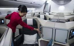 Cathay Pacific bán nhầm vé hạng thương gia trị giá 16.000 USD với giá bèo chỉ 675 USD từ Việt Nam đi Mỹ