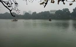 Cảnh sát tìm được thi thể thanh niên nhảy xuống Hồ Gươm không nổi lên