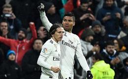 Đánh bại đối thủ khó chơi, Real Madrid nuôi hi vọng lật đổ Barcelona