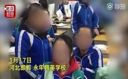 Giáo viên bị sa thải sau khi cạo đầu học sinh vì lý do này