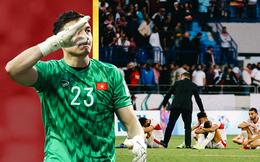 Nhìn giọt nước mắt bất lực Jordan, mới thấy chiến thắng của Việt Nam kỳ vĩ đến mức nào